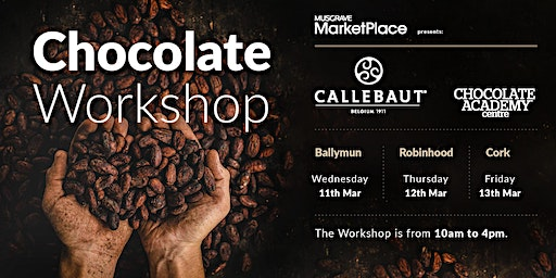 Callebaut Chocolate Academy Workshop - Cork