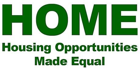 2020 Fair Housing Month Program & Lunch tickets