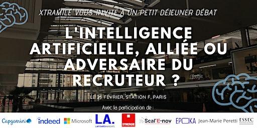 L'intelligence artificielle, alliée ou adversaire du recruteur ?