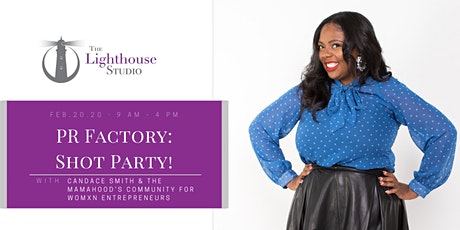PR Factory: Shot Party! tickets