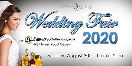 Buffalo Wedding Fair Bridal Show tickets