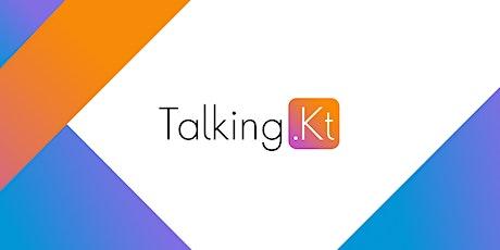 Talking.Kt - La conférence dédiée à Kotlin billets