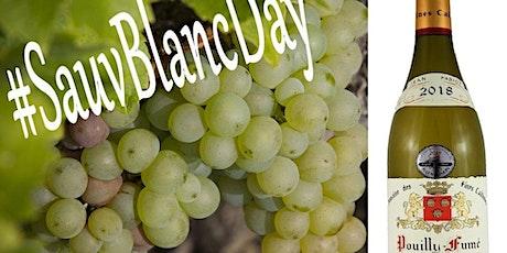 Frazier's Wine Tasting - #SauvBlancDay tickets