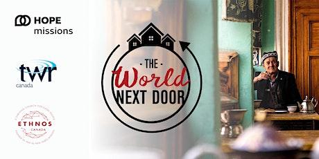The World Next Door Seminar tickets