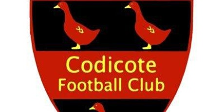 Coach the Approach @ Codicote FC tickets