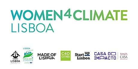Women4Climate Lisboa bilhetes