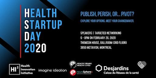 Health Startup Day 2020