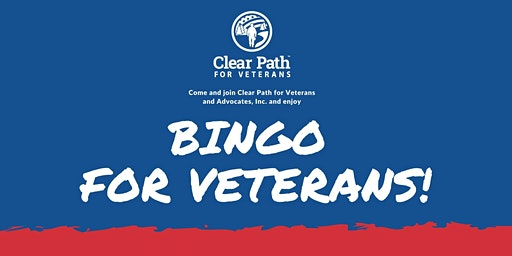 Bingo For Veterans