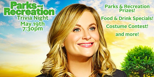 Parks and Recreation Trivia Event!