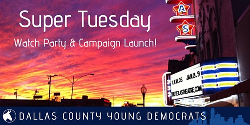 Super Tuesday Watch Party