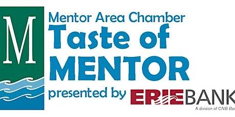 Taste of Mentor Presented by ERIEBANK tickets