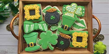 St. Patrick's Day Cookie Decorating Workshop tickets