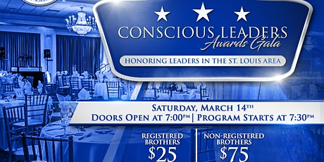 "PBS Southwestern Region ""Conscious Leaders"" Awards Gala tickets"