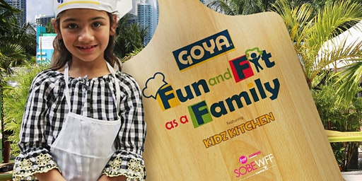 Goya Food's Fun & Fit as a Family