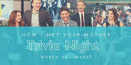 How I Met Your Mother Trivia Night  tickets