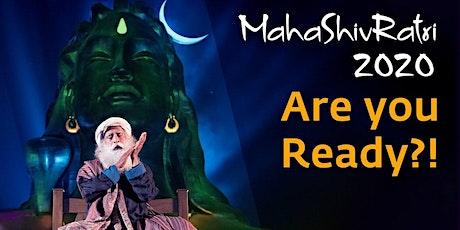 MahaShivRatri Celebrations  by Isha Foundation in Edmonton!! tickets