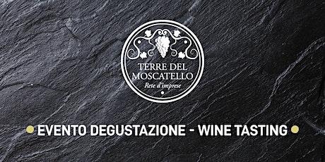 Moscatello di Taggia :: Degustazione di San Benedetto biglietti