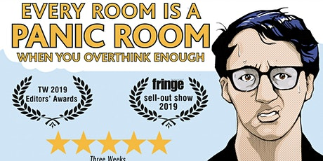 Every Room Becomes a Panic Room When You Overthink - Portsmouth tickets