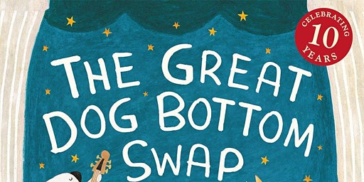 The Great Dog Bottom Swap with Mei Matsuoka - Beeston Library