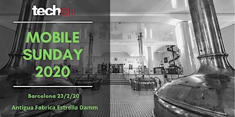 Mobile Sunday 2020  entradas