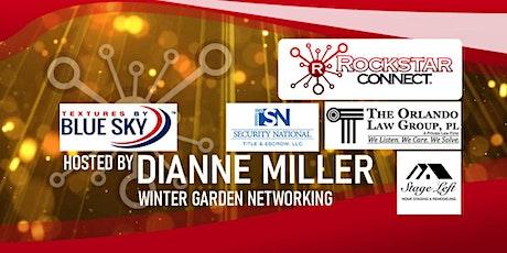 Free Winter Garden Rockstar Connect Networking Event (March, near Orlando) tickets