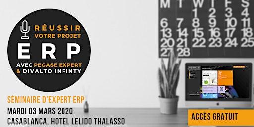 [Séminaire] Réussir votre projet ERP avec Pegase EXPERT et Divalto Infinity