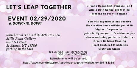Let's Leap Together  tickets