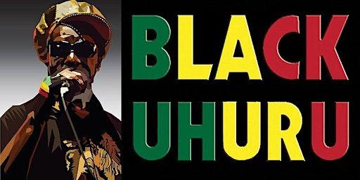 Black Uhuru in Dortmund