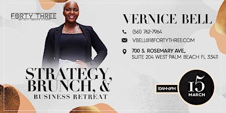 Strategy Brunch & Business Retreat tickets
