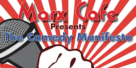 Comedy Manifesto - Stand Up Comedy Showcase tickets