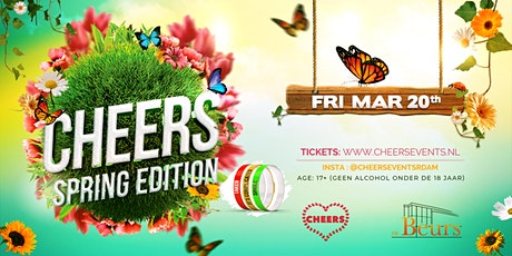CHEERS | Spring Edition tickets