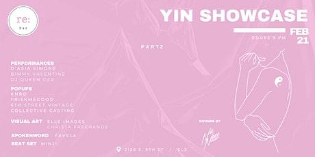 YIN Showcase - Female Talent Appreciation  tickets