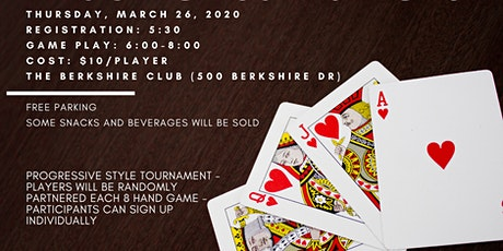 Euchre Tournament tickets