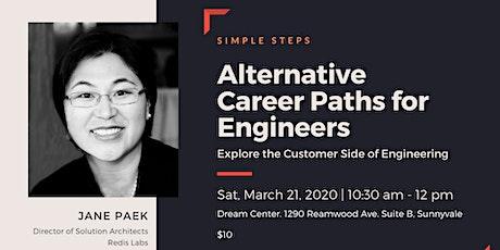 Career Seminar: Alternative Career Paths for Engineers tickets