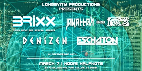 Brixx Birthday Bash ft Special Guests, Waylo, Jakattak, Eschaton tickets
