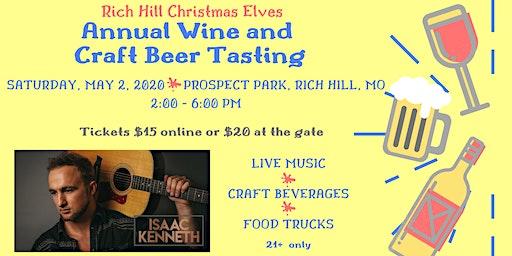 Christmas Elves Wine and Craft Beer Tasting
