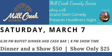 Mill Creek Comedy Series tickets