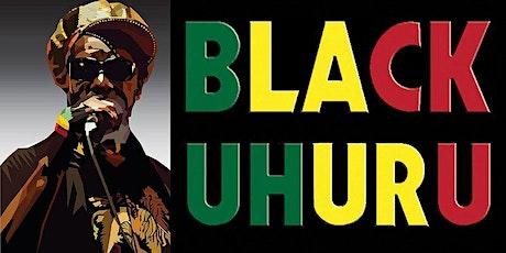 Black Uhuru in Berlin Tickets