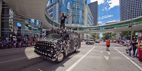 2020 VIPit Experience at The Houston Art Car Parade tickets