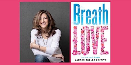 Breathwork Workshop with Lauren Chelec Cafritz tickets
