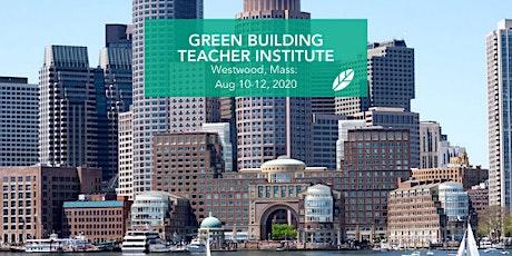 EcoRise: Green Building Teacher Institute - Westwood, MA tickets