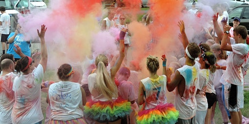 2020 Relay For Life of Bedford County 5K Color Fun Run/Walk/Crawl