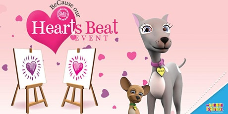 BeCause our Hearts Beat - Art Auction and Breakfast! tickets