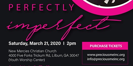 The 6th Annual Beyond Beauty Reveal (Perfectly Imperfect) tickets
