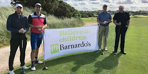 Barnardo's Golf Day in partnership with CBI Scotland