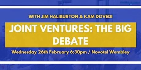 Joint Ventures: The Big Debate tickets