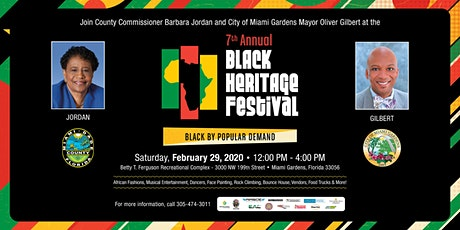 Black Heritage Festival  tickets