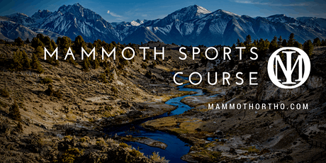 Mammoth Sports Course tickets