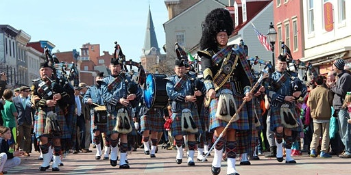 Massachusetts State Police Pipes & Drums Boston Fundraiser