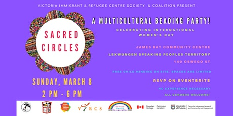 SACRED CIRCLES: A Multicultural Beading Party tickets
